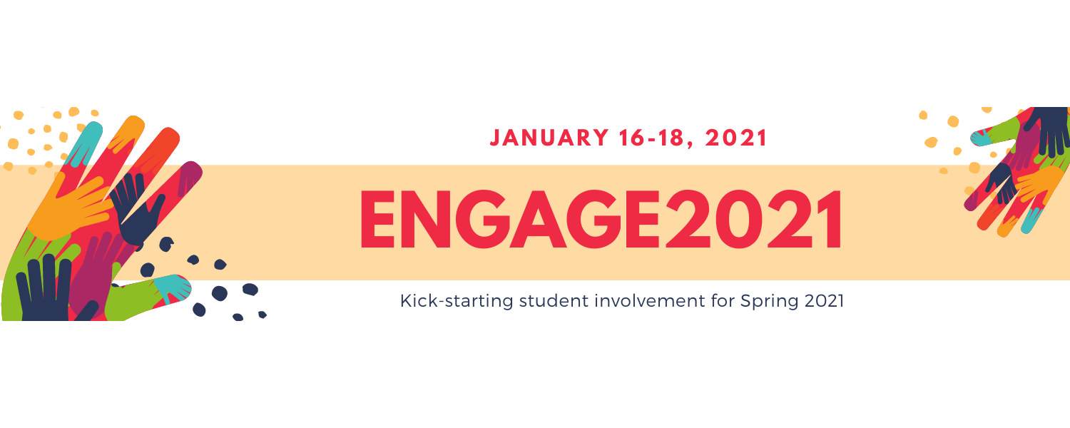 Engage2021 Programming Overview