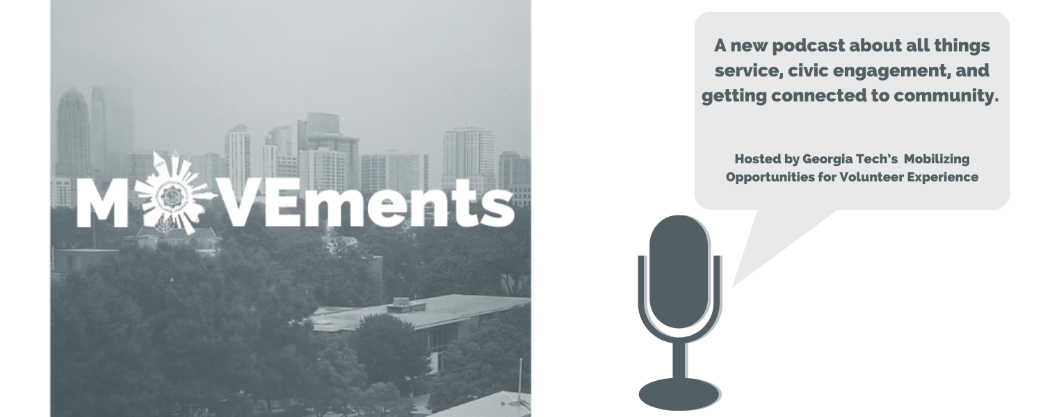MOVEments Podcast Cover